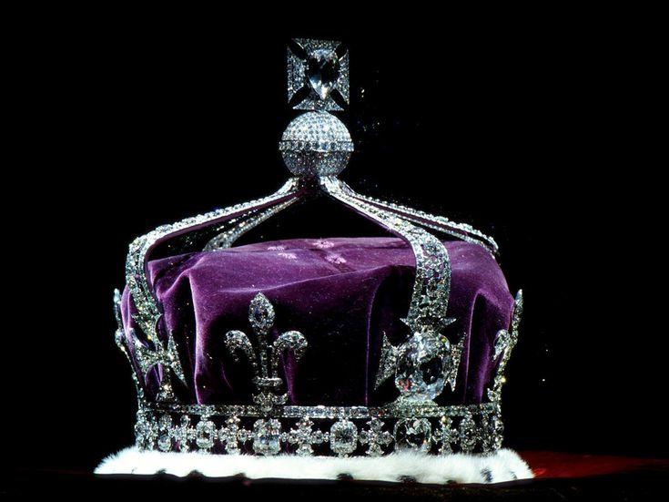 The Royal Order of Sartorial Splendor: The Queen's Top 10 Diamonds: #6. The Koh-i-Noor