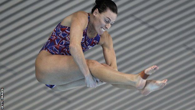 GB diver Monique Gladding helped Great Britain secure an Olympic berth in the women's 10m platform event in her first major international since a horror injury left her battling for her life.