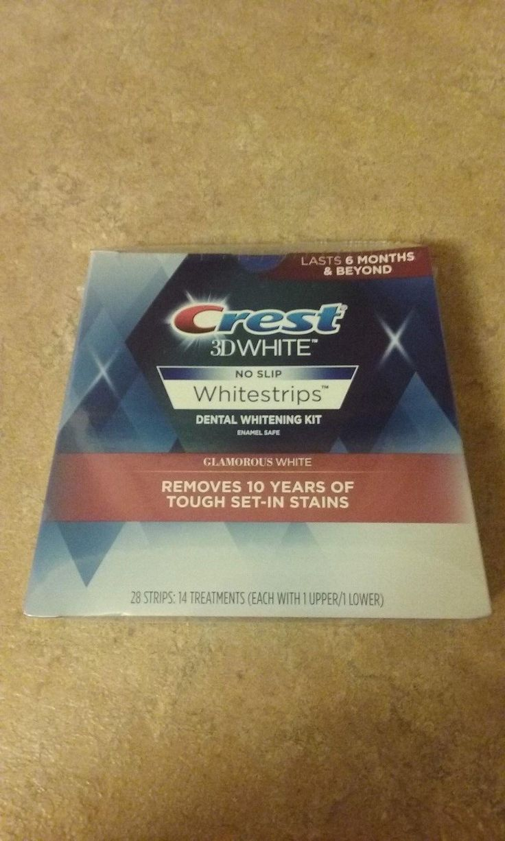 #Beauty #Health #teeth whitening CREST 3D White Strips – No Slip – Glamorous White – 28 Strips -14 Treatments 4.25      Item specifics    									 			Condition:  												 																	 															  															 															 																New: A brand-new,...