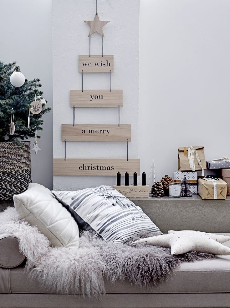 Nordic Christmas style <3 Design by Bloomingville