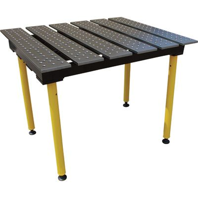 FREE SHIPPING — Strong Hand Tools BuildPro Welding Table, Model# TMB54738
