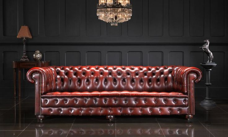 What can we say about the Westminster? Here is a couch that was once a stalwart of the Chesterfield Industry. A very popular and sought after sofa with oodles of charm, sophistication, tradition, and class. The Westminster was re-commissioned after a 30 year break