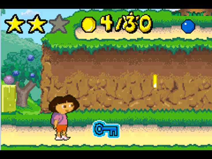 Dora the Explorer Gameplay and Commentary