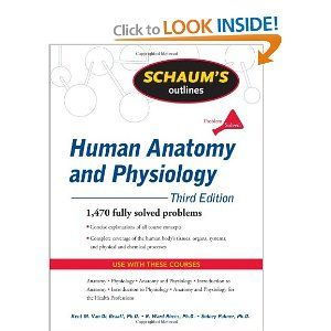 7 best e books images on pinterest e books file size and medical schaums outline of human anatomy and physiology 3rd edition file type pdf file size fandeluxe Image collections