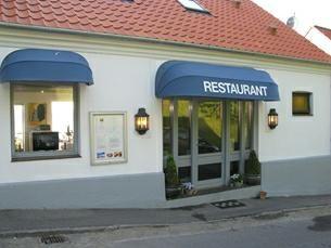 Danmark: Restaurant Le Port i Vang, Bornholm