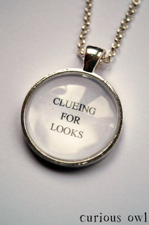 Clueing For Looks SHERLOCK SERIES 3 by CuriousOwlDesign on Etsy, £9.99 @Evan Sharp (L I Z) A B E T H we have got to get these!