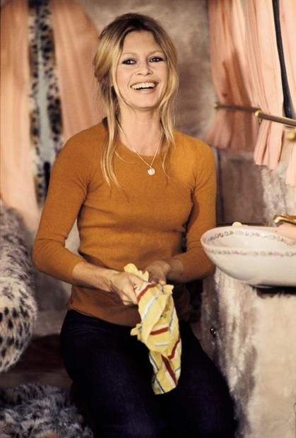 "Brigitte Bardot, ""Les Novices"", 1971"