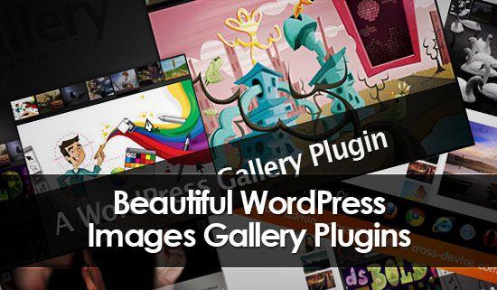 15 Best Gallery Plugins for WordPress Blog