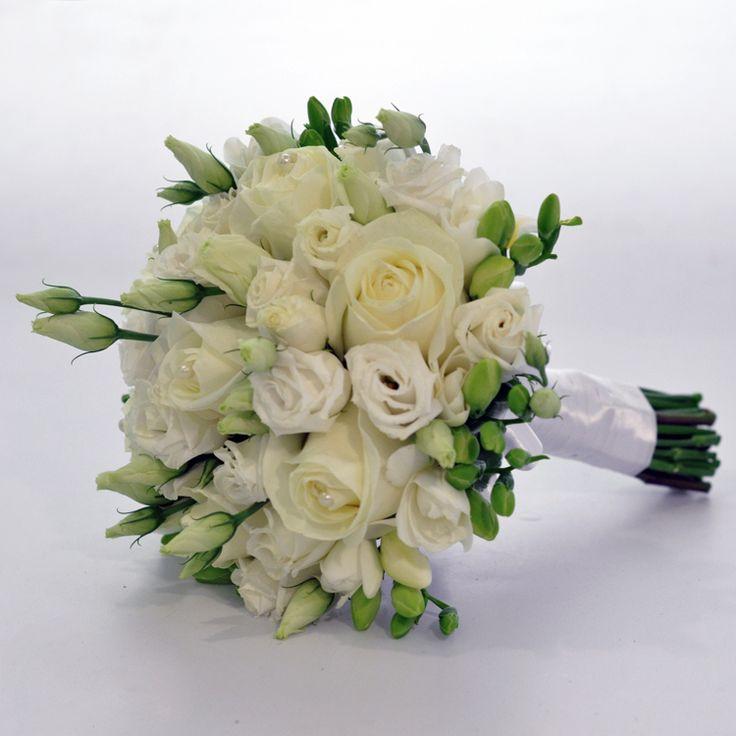 Люкс свадебные букеты фото из роз