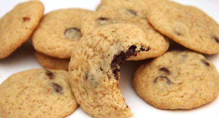 Amerikai csokis keksz recept   APRÓSÉF.HU - receptek képekkel