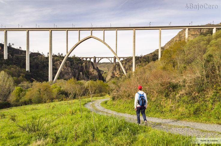 Pontes de Gundián #Vedra #Turismo #Audioguias #Fotografia #Galicia #Photography  #Pontes #Senderismo #Paisaje  #Puentes #Bridge #Gundian