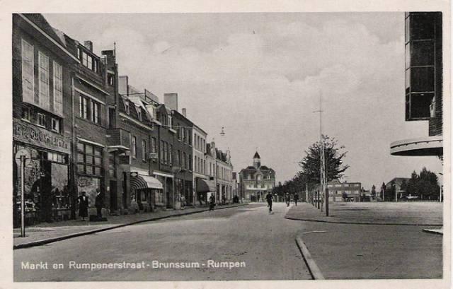 Markt/ Rumpenerstraat, Brunssum