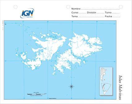 mapas Argentina para descargar IGN