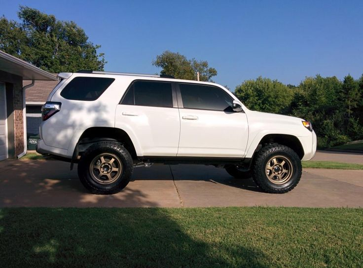 Wheel size and offset for 255/80/17 Tires? - Toyota 4Runner Forum ...