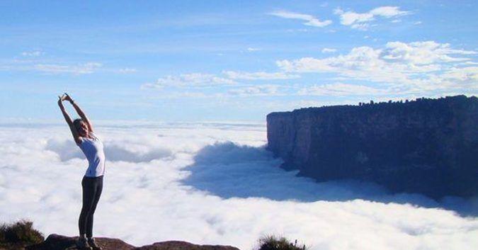 La magie du Roraima, montagne au-dessus des nuages