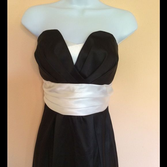 "Spotted While Shopping On Poshmark: ""Strapless, Black"