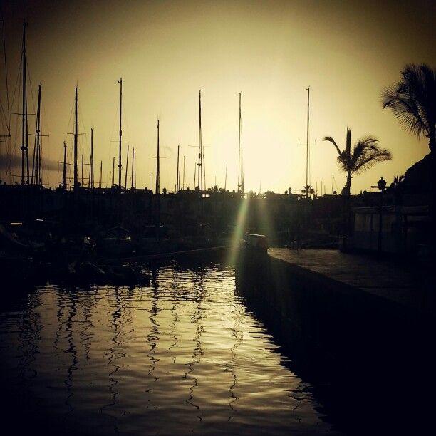 Arguineguin -  Gran Canaria -  La pequeña Venecia