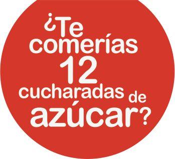 Carteles de la campaña 12 cucharadas | Alianza por la Salud Alimentaria