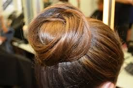 Image result for bridesmaid bun hairstyles
