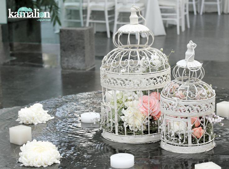 www.kamalion.com.mx - Decoración / Vintage / Rustic / Mint & Pink / Menta & Rosa / Flores.