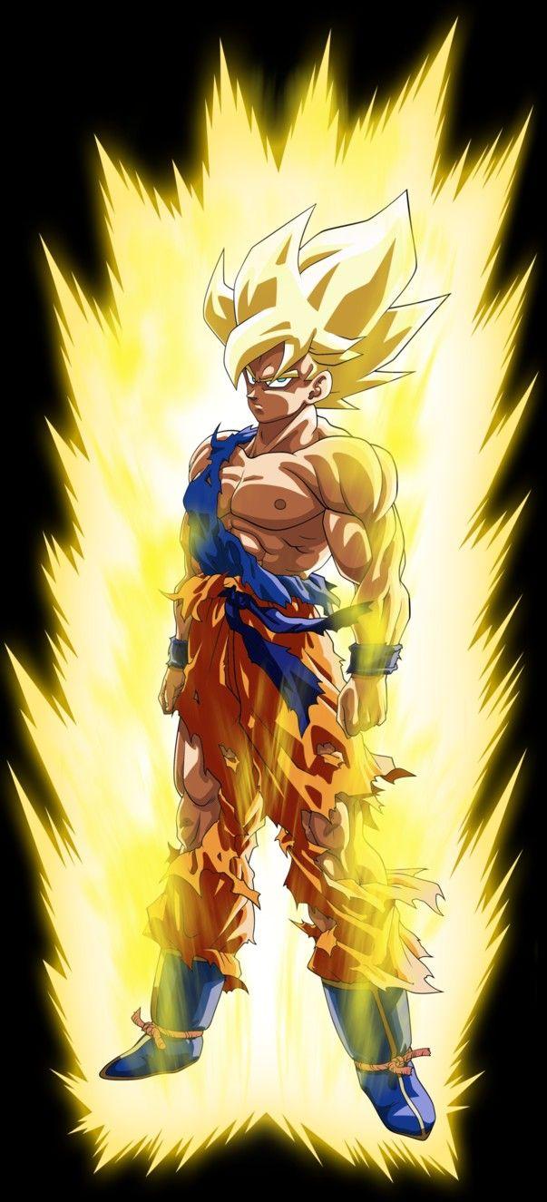 Goku Ssj 1