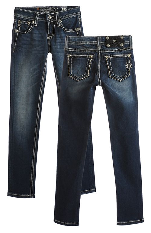 Miss Me Girls Tween Jeggings with Rhinestone Accents - 32 Best Miss Me Jeans Images On Pinterest Miss Mes, Buckle Jeans