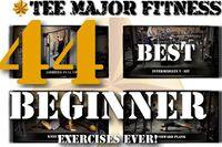 44 армейских упражнений для веса https://mensby.com/sport/muscles/3245-best-beginner-bodyweight-exercises  Кто лучше знает лучше о приведении тела в отличную форму, чем военные? Майор американской армии показывает 44 отличных армейских упражнений для веса.