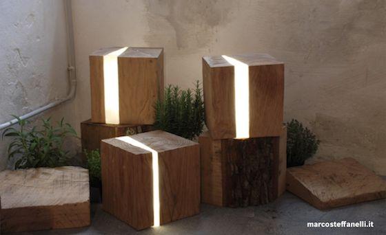 Design: Lampen aus Holz 1-2-do.com das Heimwerkerforum mit Ideen zum selber machen