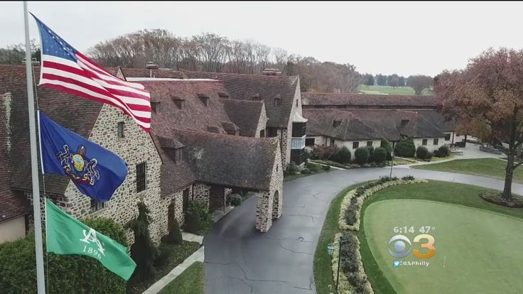 awesome Delaware County Golf Club Lands 2 Major PGA Tournaments Over Next Decade