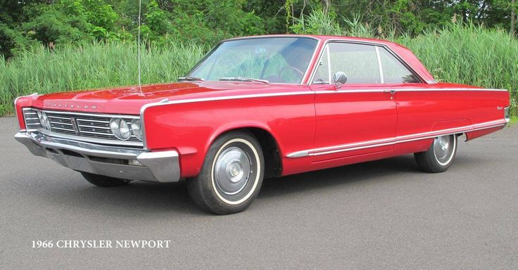 Cool Pictures Of Cars >> 1966 Chrysler Newport 2-dr Hardtop - my mother's was burgundy! | Antique Cars | Pinterest | Cars ...