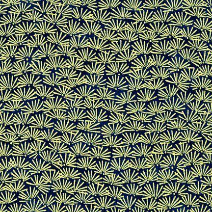 Robert Kaufman Fabrics: HRK-551103L-4 from Hyakkaryouran Sateen