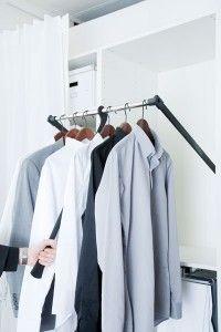 """Accessoires de rangement penderie relevable """"lift"""" FABRIQUE EN ITALIE promo…"""
