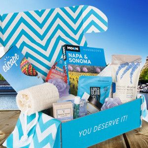 Escape Monthly Monthly Subscription Box
