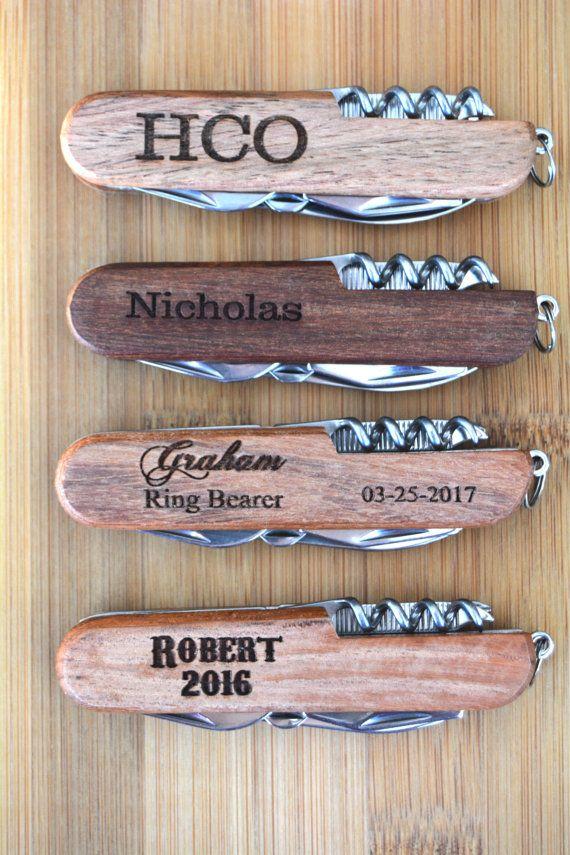 Schildersmonogram mes met aangepaste messen door shopgiftables