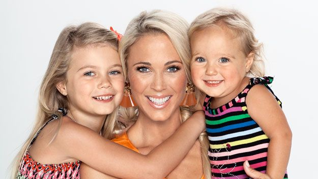 Bec Hewitt would appear to have it all - three beautiful children, an elite sportsman husband and a mansion in The Bahamas. Yet behind the sunny smile lies a mind that rarely rests.