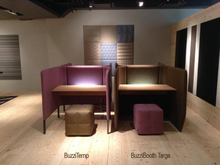 Buzzitemp Acoustic Cocoon Office Design Buzzispace