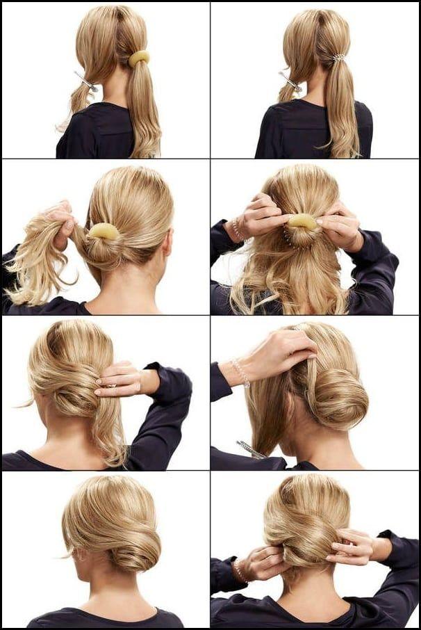 Festliche Frisuren Festfrisuren Selber Machen Festliche Frisuren Brautfrisuren2018 Frisuren Trendfrisuren Hair Styles Diy Hairstyles Long Hair Styles