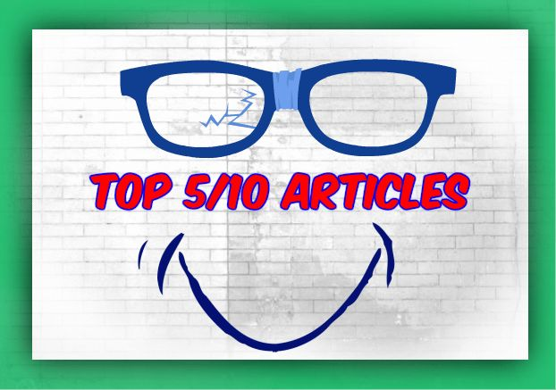 For only $5, yusuf_bhuiyan will write a Top 5 or Top 10 content for your website…