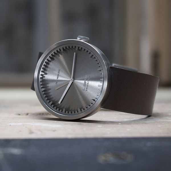 Buy your Leff Tube D42 Steel/Brown® Watch from an authorised retailer with free worldwide delivery. October 2016 collection and 5% off your first order