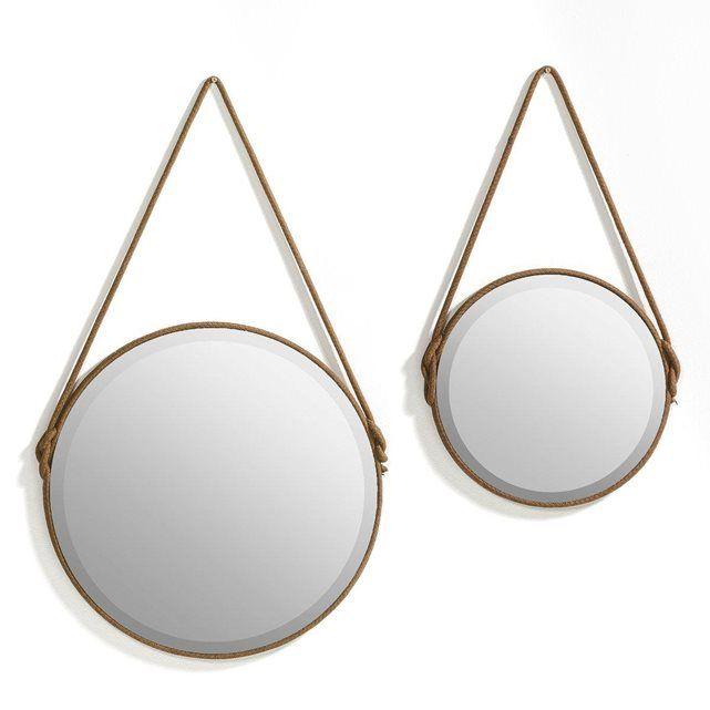 les 25 meilleures id es de la cat gorie miroir de corde sur pinterest. Black Bedroom Furniture Sets. Home Design Ideas