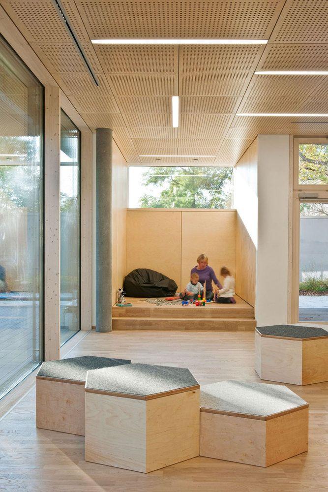 Gallery of Kindergarden Schukowitzgasse / KIRSCH Architecture – 7