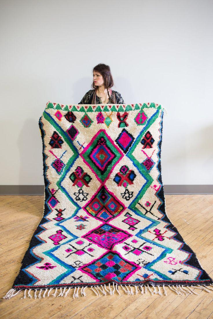 Gorgeous Moroccan textiles