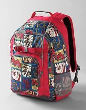 Lands End Kids' Comic Strip ClassMate® Large Backpack and Lunch Box