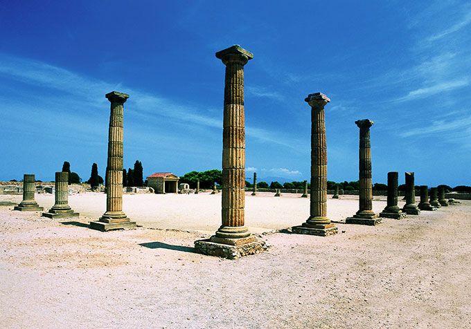 Ruinas romanas de Empúries © Agència Catalana de Turisme / Imagen Más