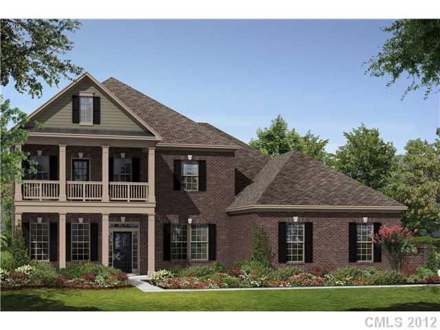 New Construction Homes For Sale Charlotte NC 550-600K