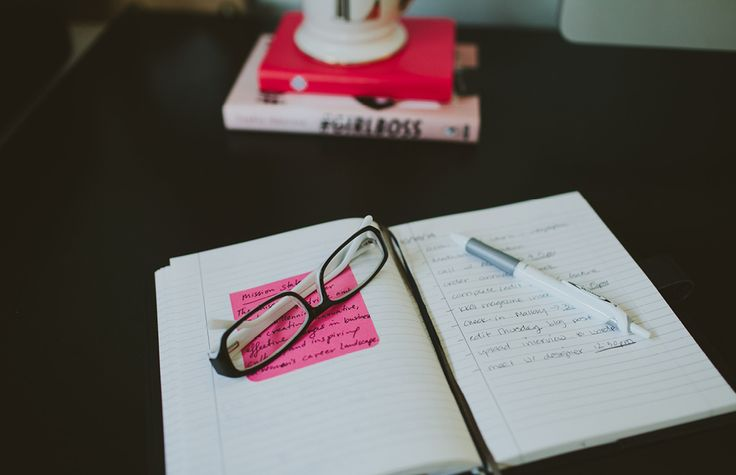 The Benefits Of Keeping A Work Journal | Career Contessa
