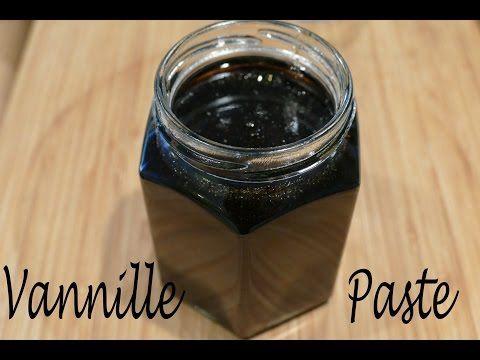 Vanillepaste selber machen OHNE Zucker! Beste Vanillepaste in 2 Minuten mit 2 Zutaten selber machen - YouTube