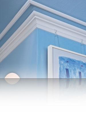 Bordini decorativi di gesso e polistirolo - Pavimenti e rivestimenti - CASA Fai da Te. Brico, Fai da te.