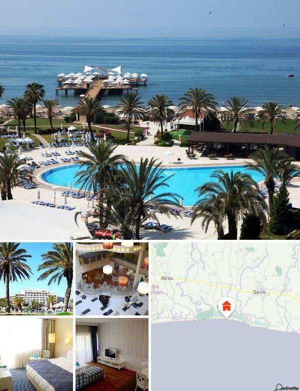 SENTIDO Zeynep Resort (Belek, Turquie)