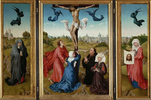 crocifissione - alta definizione